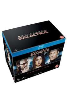 Battlestar Galactica: The Complete Series 1-5 Box Set (Blu-ray) (20 Disc) - £79.97 Delivered @ Amazon