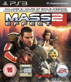 Mass Effect 2 (PS3) - £19.88 Delivered @ Sendit