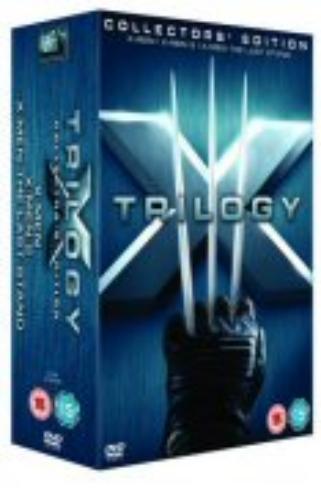 X-Men Trilogy Collectors Edition Box Set (DVD) (6 Disc) - £4.85 @ Shopto