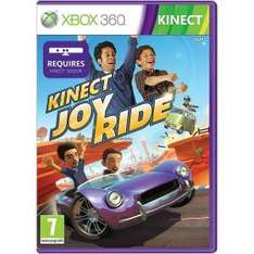 Kinect Joyride + Either Dance Central / Kinect Sports / Sonic Riders (Kinect) (Xbox 360) - £39.99 @ Comet