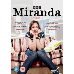 Miranda: Complete BBC Series 1 (DVD) - £7.97 @ Amazon
