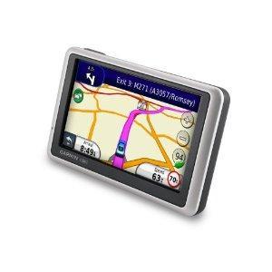 Garmin Nuvi 1340 Widescreen Sat Nav with UK & Western Europe (22 Countries) - £89.99 @ Amazon