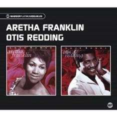 Aretha Franklin & Otis Redding  - Love Songs 2CD Only 99p Delivered Sold by Amore DVD and Fulfilled by Amazon.