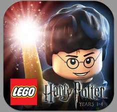 Lego Harry Potter: Years 1-4  (iPhone) (iPod Touch) (iPad) - Now £1.79 @ iTunes