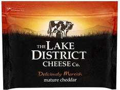 The Lake District Cheese 400g For £2 At ASDA and Tesco