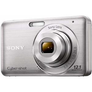 Sony Cyber-Shot DSC-W310 Digital Camera (Black) (Silver) - £69 @ Jessops (Reserve & Collect)