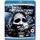 Final Destination 4 (3D) (Blu-ray) - £5.49 @ HMV