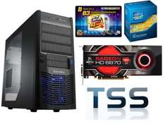 TSS Avenger LX Sandy Bridge i5 2500 4GB DDR3 and 1TB HDD with either GTX 560 or the HD6870 - From £669 Delivered @ TechSpecialists