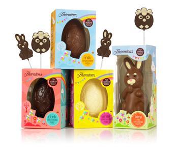Half price Thornton's Easter bundle!! £10 + £3.95 postage