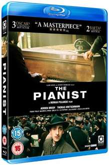 The Pianist (Blu-ray) - £4.99 @ BTR Direct