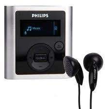 Philips GoGear Raga 8GB MP3 Player with Voice Recorder - £19.99 @ eBay Ocean Treetrading Outlet