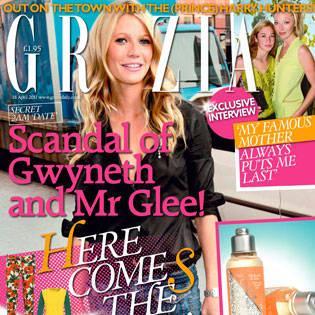 Free Fleur Cherie shower gel, worth £7, with voucher in this weeks Grazia (£1.95)