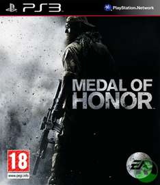 Medal Of honor PS3 £9.99 @Play