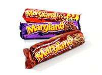 Maryland Cookies (VARIETY - 6 PACKS) 1100g for £1.99 @B&M