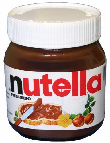 Nutella 400g £1 @ Scotmid