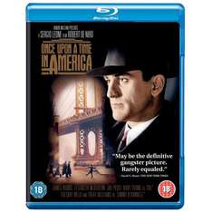 Once Upon a Time in America (Blu-ray) - £7.99 Delivered @ HMV