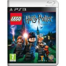 Lego Harry Potter: Episodes 1-4 (PS3) £12.99 Delivered @ Amazon