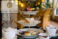 Traditional Afternoon Tea For Two Including a Choice of Glitter Cupcakes, Leaf Tea and Coffee for £10 at Cuddle My Soul Oxford area (Value £30) @ Groupon