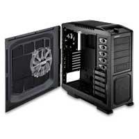 Coolermaster Storm Sniper All Black Mesh Edition Mesh Side Panel + 20cm Side Fan, w/o PSU - £83.99 @ Scan