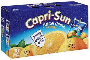 Capri Sun orange 10pack £1.75 @ Iceland