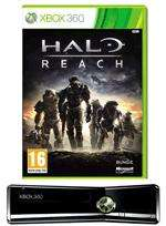 Xbox 360 Console: 250GB (with Halo: Reach) - £159.98 or (without Halo: Reach) - £149.98 @ Game