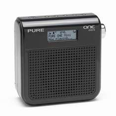 Pure Ecoplus One Mini DAB & FM Radio - £27.70 @ Ethical Superstore