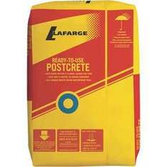 Postcrete £3.61 a bag when you buy 5 or more @ Wickes