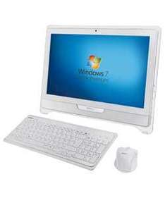"""MSI AE2260 Touch Screen all-in-one 22"""" PC (White) - £503.98 @ eBay Argos Outlet"""