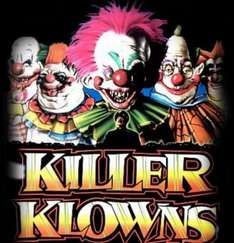 Killer Klowns From Outer Space (DVD) - £3.49 @ Amazon & Play
