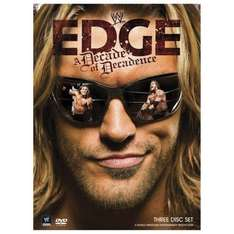 WWE Edge: A Decade of Decadence (DVD) (3 Disc) - £6.99 @ Silvervision