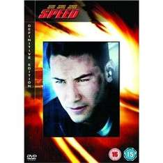 Speed: Definitive Edition (DVD) (2 Disc) - £2.03 @ Amazon