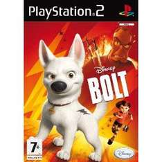 Disney's Bolt - PS2 - 90p Delivered @ Amazon (Sold by Gameline and Fulfilled by Amazon.)