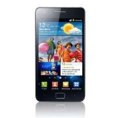 Samsung I9100 Galaxy S II 16 GB Smartphone (Sim Free) - £499.99 Delivered @ Amazon