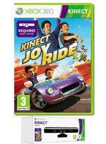 Kinect with Kinect Adventures + Joyride - £89.98 @ Game