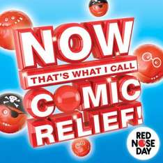 Now That's What I Call Comic Relief! Album  - £1.49 @ iTunes