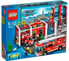 Lego City Fire Station - £30.99 @ Argos