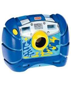 Fisher Price Kid-Tough Digital Camera (Blue) - Now £26.49 @ Argos