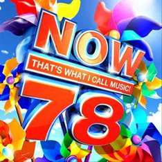 Now That's What I Call Music! 78  (CD) - £10 @ Tesco Entertainment (Instore too)