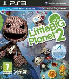 Little Big Planet 2 (PS3) - £19.98 @ Game (Instore)