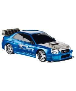 Radio Controlled 1:10 Subaru Impreza - Was £41.99 Now £14.99 @ Argos