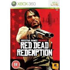 Red Dead Redemption (Xbox 360) (PS3) - £17.99 @ Amazon