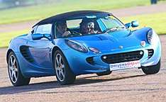 BOGOF Lotus Elise Experience (16th April Only) @ Drivers Dream Days