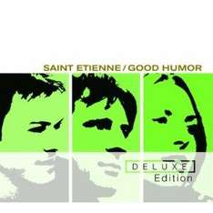 Saint Etienne: Good Humor (Deluxe Edition) (2 CD) - £3.99 @ Amazon