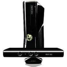 Xbox 360 Console: 250GB with Kinect & Kinect Adventures - £219.98 @ Amazon
