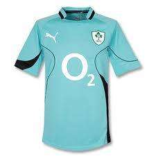 Ireland Rugby Shirt (Authentic) - £15 Instore & Online @ Sports Direct