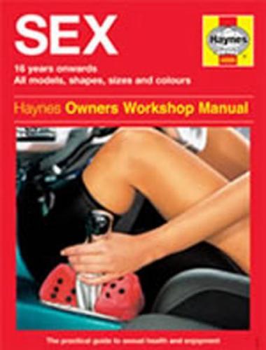 Haynes Owners Workshop Manual - Sex (Book) - £1 Instore @ Poundland