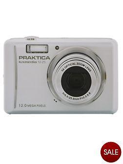 Praktica LM12-Z5 - 12MP Digital Camera - Silver - £48 + £3.95 Postage @ Very
