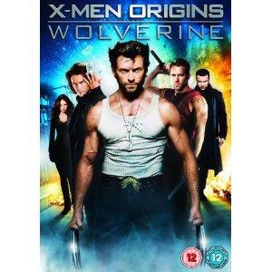 X-Men Origins: Wolverine (DVD) - Only £2.85 @ The Hut