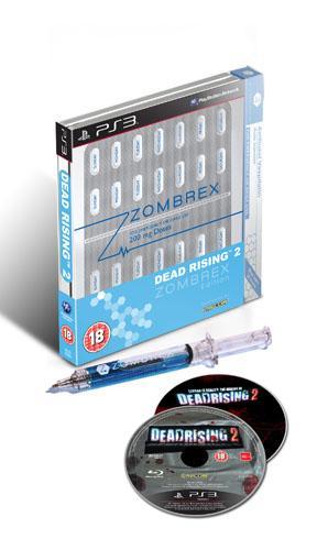 Dead Rising 2:  Zombrex Edition (PS3) - £12.98 @ Game