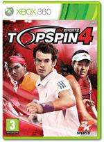 Top Spin 4 (Xbox 360) - £19.98 Delivered @ Game & Gameplay